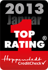 TOP RATING 2013